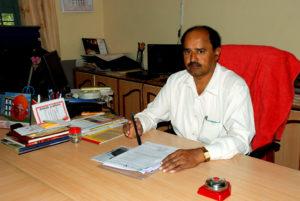Dr. R. Rudraradhya